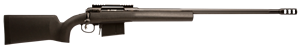 Savage Model 110 FCP HS Precision Rifle 19481, 338 Lapua Mag, 26 in Fluted Barrel, Bolt Action, Mt Black Finish, Accutrigger, 5 Rd