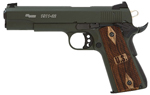 "Sig Sauer 1911 22 Olive Drab Pistol 1911-22-OD, Full Size, 22 LR, 5"" Barrel, SAO, Rosewood Grips, Olive Drab Finish, 10 + 1 Rd"