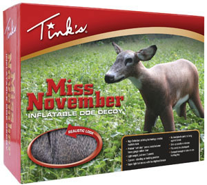 Tinks W5870 Miss November Doe Decoy