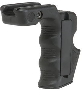 EMA Tactical MGRIP1 Magazine Grip w/Battery Storage