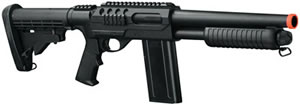 Crosman TACR71 Pulse Tac R71 Airsoft Repeater, Electronic Full Auto or Semi