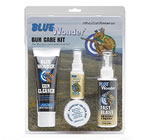 Blue Wonder BWGCKS Guncare Kit w/Gun Cleaner/Degreaser/Lubricant/Wax