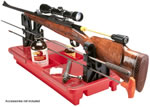 MTM RMC130 Portable Rifle Maintenance Center, Red