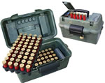 MTM SF100D09 Deluxe Shotshell Case 100 Rd