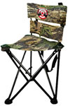Primos 60084 QS3 Magnum Ground Swat Camo Blind Seat
