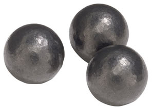 Speer 5110 Round Balls 36 Caliber Black Powder 64 Grain 100/Pack