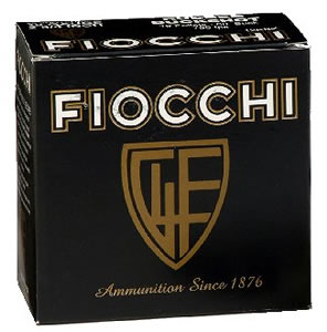 Fiocchi High Velocity 20HV, 20 Gauge, 2 3/4 in, 1 oz, 1220 fps, #8 Lead Shot, 25 Rd/bx, Case of 10 Boxes