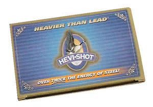 Hevishot Waterfowl Ultra Density 45356, 12 Gauge, 3 in, Shot #6, 10 Rd/bx