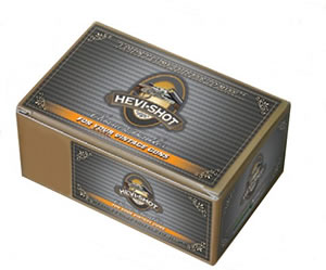Hevishot Classic Double 20336, 20 Gauge, 3 in, 1 oz, 1250 fps, #6 Shot, 10 Rd/bx