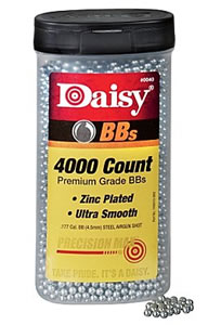 Daisy 4000 Count BBs, Model 40