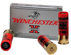 Winchester Super X Rifled Slugs X20RSM5VP, 20 Gauge, 2 3/4 in, 3/4 oz, Rifled Slug, 1600 fps, 15 Rd/bx