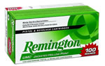 Remington UMC Handgun Ammunition Value Pack L9MM1B, 9 MM, Jacketed Hollow Point, 115 GR, 1135 fps, 100 Rd/b