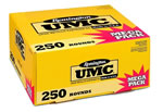 Remington UMC Handgun Ammunition Mega Pack L380APA, 380 ACP, Metal Case, 95 GR, 955 fps, 250 Rd/b