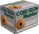Corbon Hunter Ammunition HT4570405FPN, 45-70 Govt, Flat Point, 405 GR, 1600 fps, 20 Rd/bx