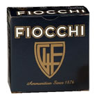 Fiocchi Steel Low Recoil Target Shotshells 20SLR, 20 GA, 2 3/4 in, 7/8 oz, 1225 fps, #7 Steel Shot, 25 Rd/bx, Case of 10 Boxes