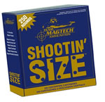 Magtech Handgun Hunting Ammunition MP38A, 38 Special, Lead Round Nose, 158 GR, 755 fps, 250 Rd/b