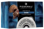 Federal Premium Strut Shok Turkey FT1584, 12 Gauge, 3 in, 1 7/8 oz, 1210 fps, #4 Lead Shot, 10 Rd/bx