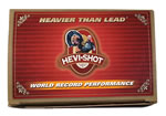 Hevishot Turkey 42334, 12 Gauge, 3 in, 1 3/4 oz, Hevi-Shot, 1090 fps, Shot #4, 5 Rd/bx