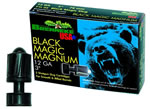 Brenneke Black Magic Magnum Slugs 1202726, 12 Gauge, 3 in, 1 3/8 oz, 1500 fps, 5 Rd/bx, For Rifled and Smoothbore Barrels