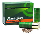 Remington Wingmaster Heavy Density RW1235HM4, 12 Gauge, 3 1/2 in, 1 7/8 oz, 1225 fps, #4 Tungsten Shot, 5 Rd/bx
