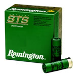 Remington Express Managed Recoil Target Load RLSTS1285, 12 Gauge, 2 3/4 in, 7/8 oz, 1100 fps, #8 1/2 Lead Shot, 25 Rd/bx, Case of 10 Boxes
