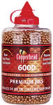 Crosman Copperhead .177 Caliber BBs/6000 Per Carton 767