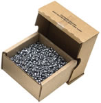 Crosman 10.5 Grain .177 Caliber Premium Pellets/1250 Pack 177DB