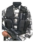 BlackHawk Adjustable Black Lined Urban Assault Vest w/HydraStorm Hydration System 33UA00BK