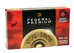 Federal Premium Vital Shok PB127LRS, 12 Gauge, 2 3/4 in, 1 oz, 1300 fps, Lead Rifle Slug, 5 Rd/bx