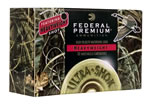Federal Premium Ultra Shok Waterfowl PHW1424, 12 Gauge, 3 in, 1 1/4 oz, 1450 fps, #4 Tungsten Shot, 10 Rd/bx