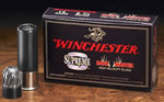 Winchester Supreme Rackmaster Slug S12SR1, 12 Gauge, 2 3/4 in, 1 1/8 oz, Lead Rifled Slug, 1625fps, 5 Rd/bx, For Smoothbore and Rifled Barrels