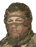 Hunters Specialties Realtree All Purpose Green Flex Form II Head Netting 05300