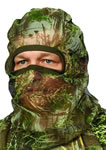 Hunters Specialties Max 1 Camo Flex Form II Head Netting 05500
