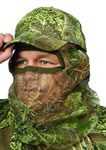 Hunters Specialties Max 1 Camo 3/4 Mesh Face Mask 05505
