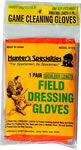 Hunters Specialties Shoulder Length Field Dressing Gloves 01073
