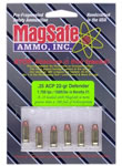 Magsafe Swat Loads Ammo 44MW, 44 Remington Mag, Pre-Fragmented Bullet, 55 GR, 1800 fps, 6 PK