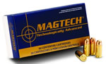 Magtech Centerfire Rifle Ammunition 308A, 308 Winchester, Full Metal Jacket, 150 GR, 2820 fps, 50 Rd/bx