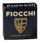 Fiocchi Steel Waterfowl 123SGW3, 12 Gauge, 3 in, 1 1/4 oz, 1400 fps, #2 Steel Shot, 25 Rd/bx, Case of 10 Boxes