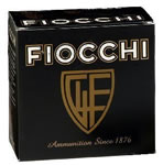 Fiocchi Shooting Dynamics Light Clay Target Loads 12SD1H, 12 Gauge, 2 3/4 in, 1 oz, 1200 fps, #8 Lead Shot , 25 Rd/bx, Case of 10 Boxes