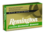 Remington Premier Scirocco Bonded Rifle Ammunition PRSC7MMB, 7 MM Remington Mag, Swift Scirocco Bonded, 150 GR, 3110 fps, 20 Rd/bx