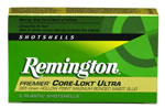 Remington Premier Core-Lokt Ultra PR20CLU, 20 Gauge, 2 3/4 in, 5/8 oz, 1900 fps, Copper Slug, 5 Rd/bx