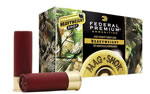 Federal Premium Mag Shok High Density Heavyweight PHT258F6, 20 Gauge, 3 in, 1 1/2 oz, Steel, 1300 fps, Shot #6, 5 Rd/bx