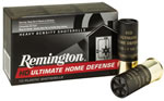 Remington Ultimate Home Defense 410B00HD, 410 Gauge, 2 1/2 in, #00 Buck Tungsten/Bronze Shot, 15 Rd/bx
