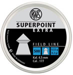 RWS 2317385 Superpoint Pellets .177, 500 Pk