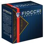 Fiocchi Target Steel Shotshells 12S1187, 12 Gauge, 2 3/4 in, 1 1/8 oz, 1375 fps, #7 Steel Load Shot, 25 Rd/bx, Case of 10 Boxes