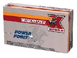 Winchester Super-X Centerfire Rifle Ammunition X257P3, 257 Roberts + P, Power-Point, 117 GR, 2780 fps, 20 Rd/bx