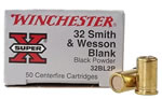 Winchester 38SBLP, 38 Special, Blank, 50 Rd/bx