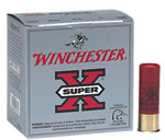 Winchester Super X Dryloc Plated XSC123T, 12 Gauge, 3 in, 1 1/4 oz, 1375 fps, #T Steel Shot, 25 Rd/bx, Case of 10 Boxes