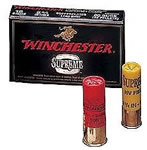 Winchester Supreme XX Magnum Buckshot X12XC0B5, 12 Gauge, 2 3/4 in, 12 Pellets, 1295 fps, #00 Copper Plated Buffered, 5 Rd/bx
