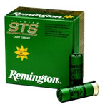 Remington Premier STS Target Loads STS20SC8, 20 Gauge, 2 3/4 in, 7/8 oz, 1200 fps, #8 Lead Shot, 25 Rd/bx, Case of 10 Boxes